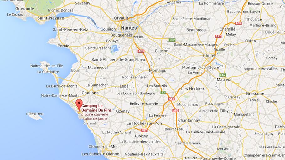 Location de salle au Domaine des Pins en Vendée