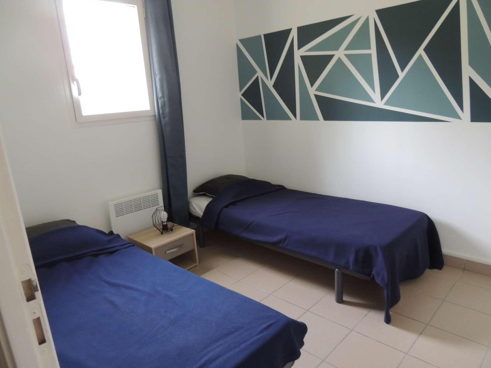 Villas des Pins gite 2 chambres