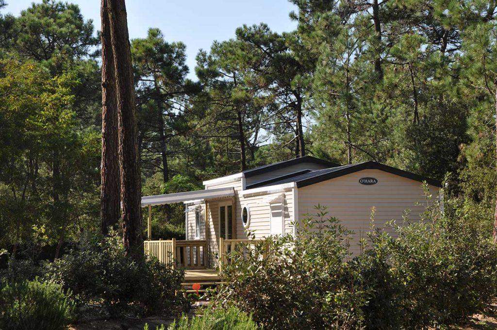 locaiton mobil home 3 chambres en Vendée
