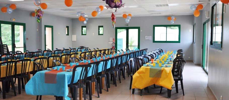banquet location salle Saint Hilaire de Riez