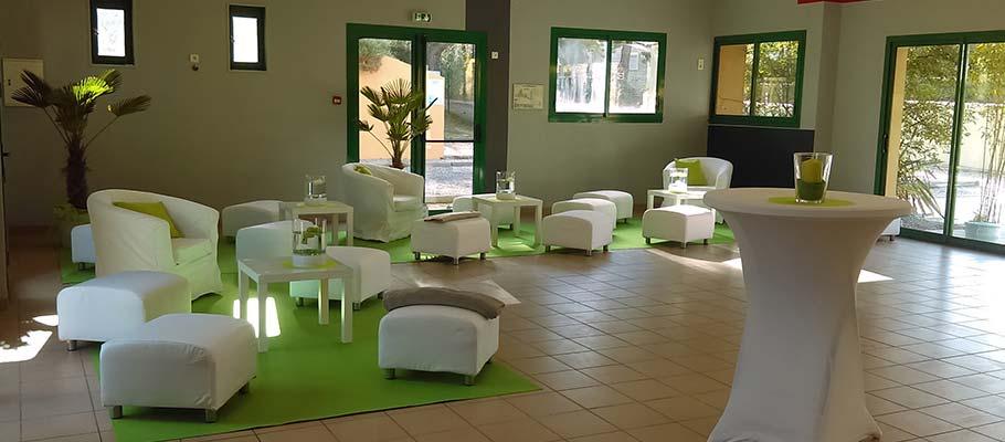 location salle Saint Hilaire de Riez accueil