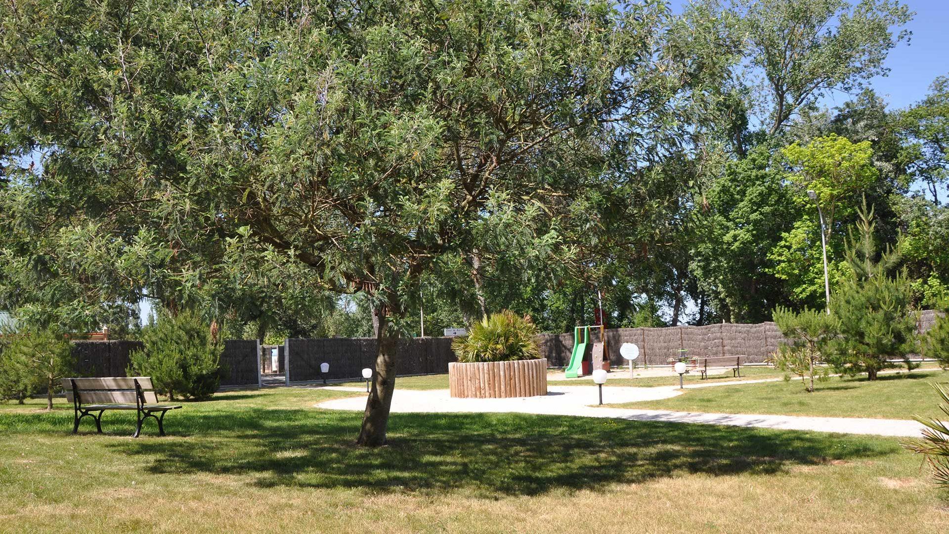 Les équipements du domaine des pins à St Hilaire de Riez