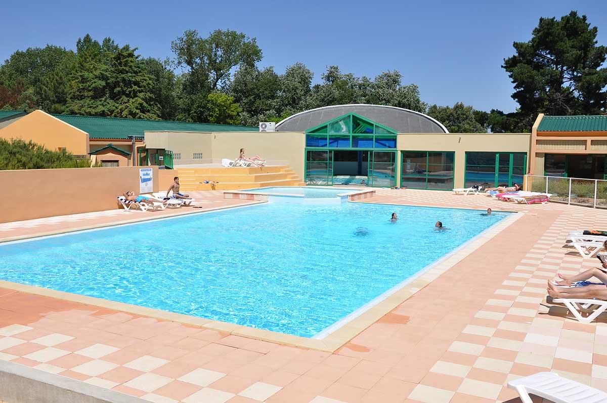 Camping piscine en vendée