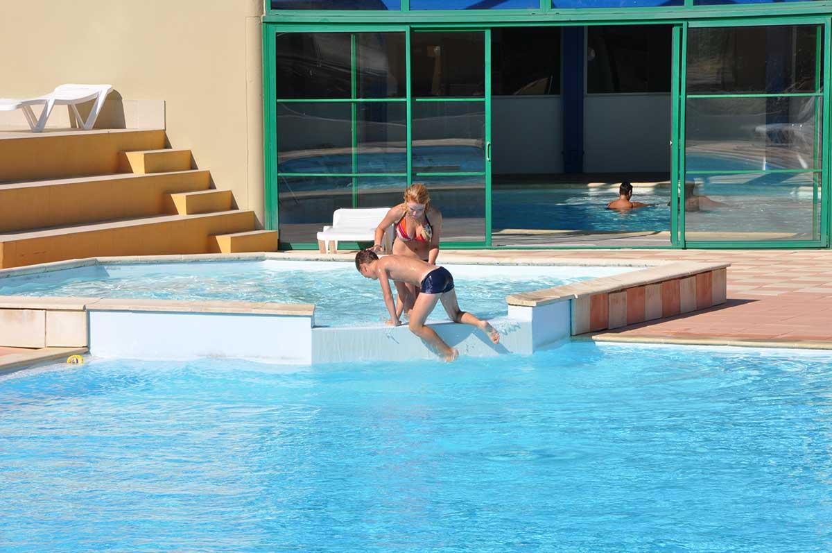 pataugeoire piscine