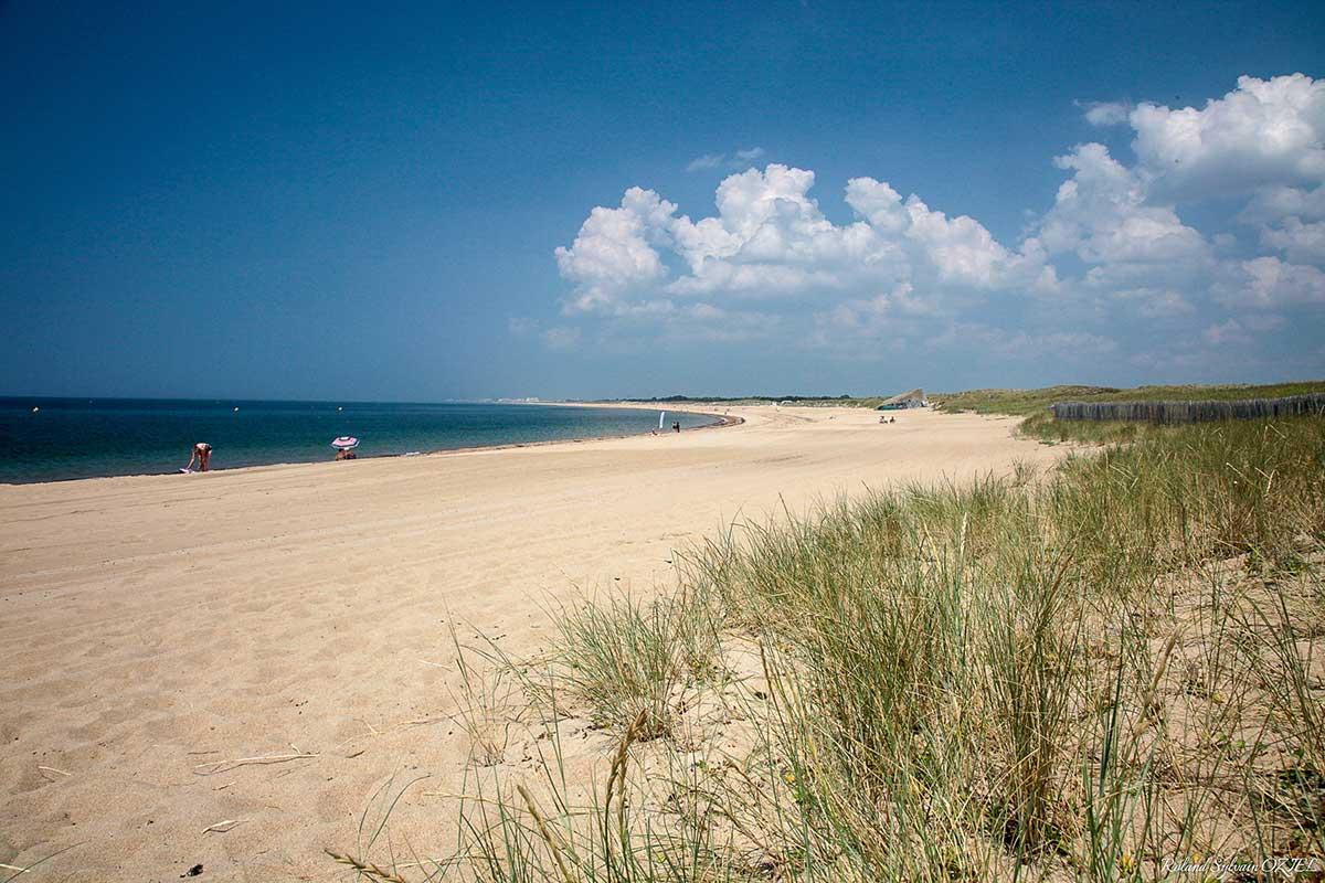 plage de Saint Hilaire de Riez