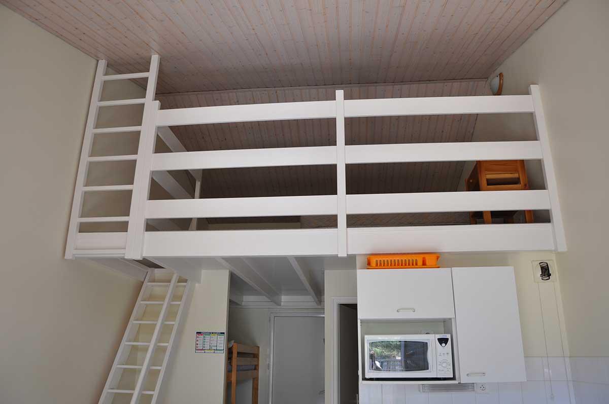 Villa Mezzanine 4 pers