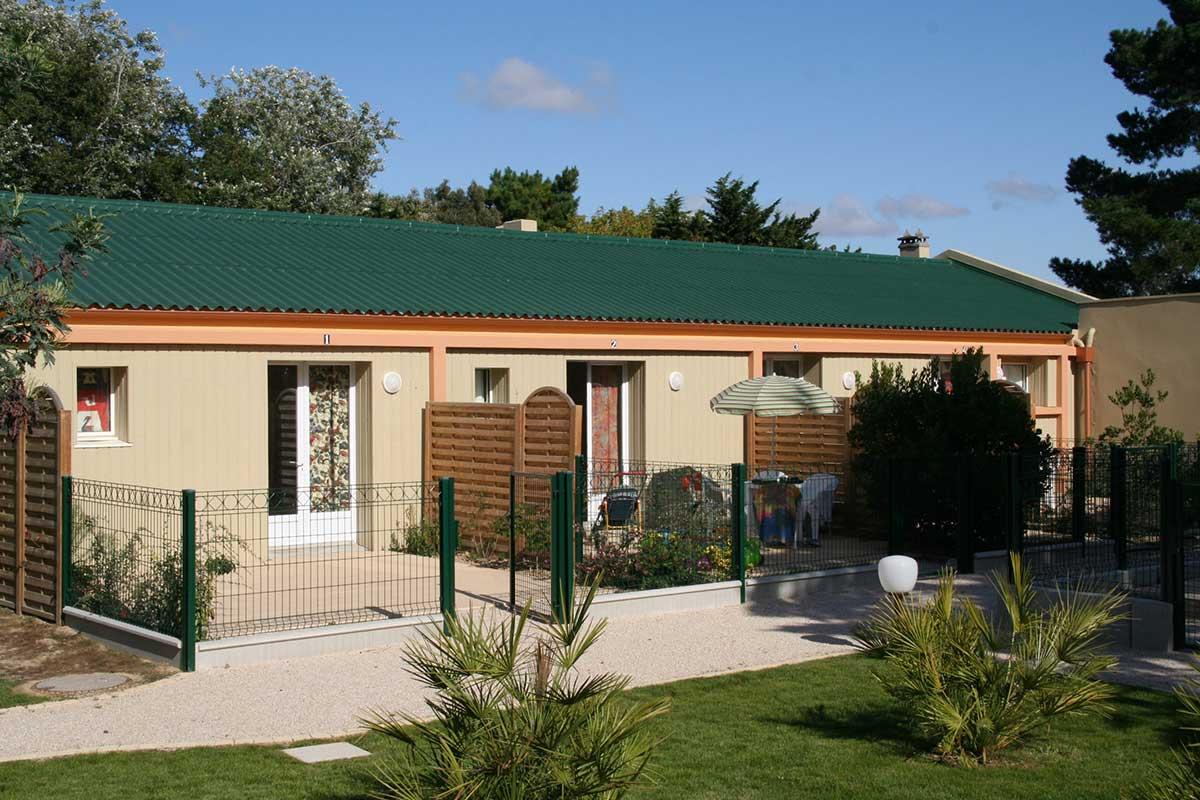 location Villas des Pins vendée